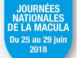 Journées nationales de la macula 2018